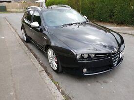 2011 Alfa Romeo 159 Ti sportwagon 2.0l JTDM 170bhp