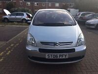 CITROEN XSARA PICASSO ESTATE - 1.6i 16V Desire 5dr,1 Owner Car