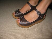 Fly London ladies sandals size 5