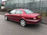 For sale Jaguar X-Type SE 2.0 Diesel,14 service stamps,full service history,drives great,£995
