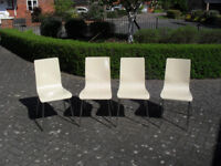 4no Kitchen/Dining Room Chairs