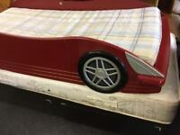Single car bed can deliver