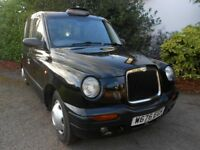 LTI TX1 London Taxi Silver Auto. One owner from new. £795