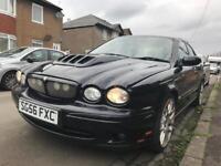 Jaguar X-Type Sport 2.0d 2007 110,000 FSH £1300 swap or px