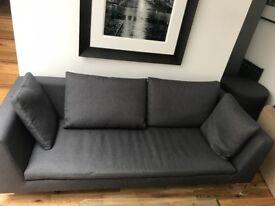 Grey Camerich 3 seater sofa