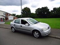 VAUXHALL ASTRA 1.6 CLUB 5 DOOR MANUAL CHEAP CAR GOOD RUNNER RELIABLE