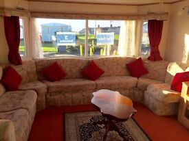 PERFECT STARTER CARAVAN FOR SALE. AMAZING PRICE. 2017 SITE FEES INCLUDED. WELL WORTH VIEWING.