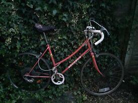 Petit women's Peugeot bicycle