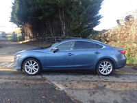 Mazda Mazda6 D Sport Nav Saloon Auto Diesel 0% FINANCE AVAILABLE