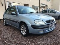 Saxo vtr very clean low miles 1 previous owner