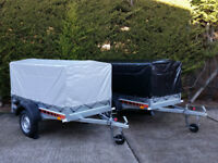 CAMPING TRAILER 750KG/ NEW 2017 YEAR TRAILER