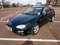 LITTLE CLASSIC HERE BECOMING RARE 1998 MAZDA MX-3 1.6 PETROL AUTOMATIC SUPER LOW 60,000 MILES