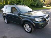 2006 automatic land rover freelander freestyle TD A 4X4