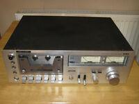 Aiwa AD-6400 cassette / tape deck (faulty)