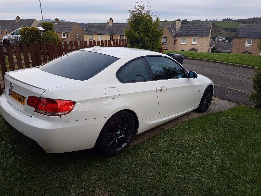 BMW 3 series 320i e92 coupe M sport 2007 P/X welcome