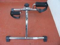 Exersise Bike Pedal Exerciser Arms Leg Restore Muscle Strength Blood Circulation