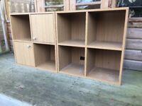 Storage cubes cupboards FREE