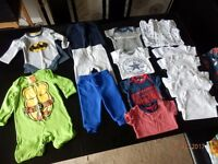 0-3 months boys clothes 24 items next john lewis etc all as new