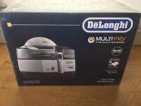 Delonghi multifryer new