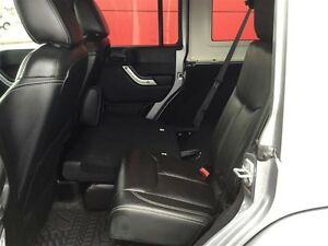 2014 Jeep Wrangler Unlimited Sahara 4X4, Leather, Local, NEW Tir Comox / Courtenay / Cumberland Comox Valley Area image 11