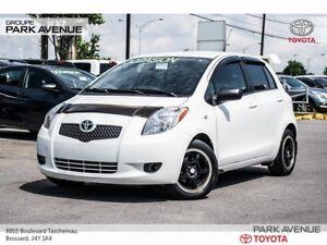 2008 Toyota Yaris LE+MANUEL+HB