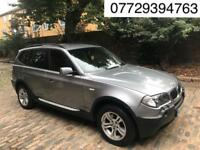 2004 AUTO BMW X3 3.0 i SE 5dr # XENON # SATNAV # LEATHER HEATED #