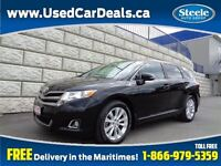 2014 Toyota Venza LE Awd Fully Equipped Alloys Cruise