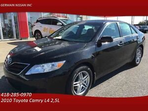 2010 Toyota Camry LE-Mags-A/C-CRUISE-Gr Élec-