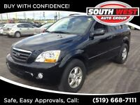 2008 Kia Sorento ((ASK ABOUT NO PAYMENTS FOR 90 DAYS oac))LX, 4x