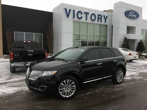 2015 Lincoln MKX Bluetooth, Navigation, Panoramic Roof