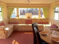 STATIC CARAVAN FOR SALE AMAZING SEA VIEW AT CRIMDON DENE NORTH EAST COAST NO PITCH FEES UNTIL 2018