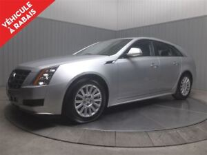 2012 Cadillac CTS LUXURY AWD 3.0L V6 CUIR SKYVIEW