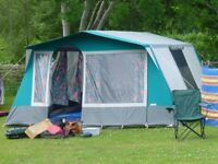 6 Berth Frame Tent