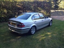 BMW 325 i SE Automatic and semi automatic 2002 very good condition