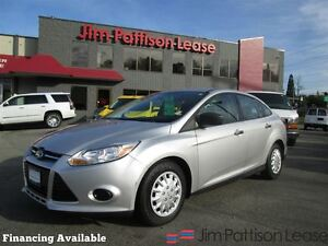 2012 Ford Focus S, Local/No Accidents