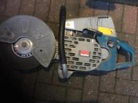 Makita dpc 6400 cutting saw