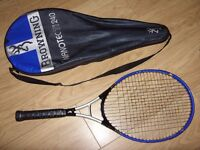Browning Nanotec Ti240 Nanocarbon Titanium Tennis Racket With Cover Used Once - Excellent Condition