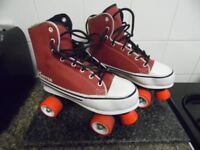 Monster Quad Roller Skates UK size 6