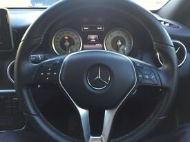 Mercedes-Benz A180 Blueefficiency Sport, 5 door, Diesel, Manual, 13,756 miles, Cosmos Black, £15,995