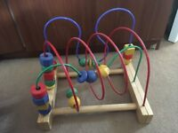 Free baby toy