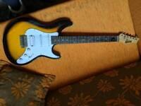 Ashton electric guitar