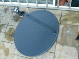 Satellite dish 110 cm