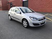 DECEMBER 2005 VAUXHALL ASTRA LIFE 1.3 CDTI ONLY 72,000 MILES SERVICE HISTORY LONG MOT