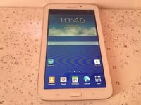 "SAMSUNG GALAXY TAB 3 - 7"" TABLET - 8GB STORAGE"