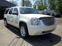 2013 GMC Yukon XL DENALI 6.2L 4X4 SROOF CAMERA DE RECUL MPIEDS M