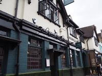 Pub General Manager Newly refurbished Kings Arms Hanwell Immediate start