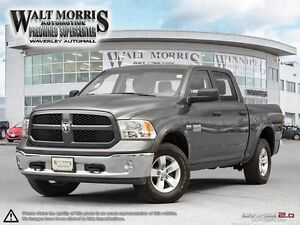 2016 Ram 1500 OUTDOORSMAN; CREW CAB; NO ACCIDENTS, ONE OWNER