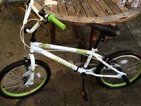 Zombie bmx bike 7 + years