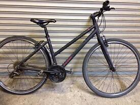 SERVICED RALEIGH LADIES HYBRID BIKE - FREE DELIVERY TO OXFORD!