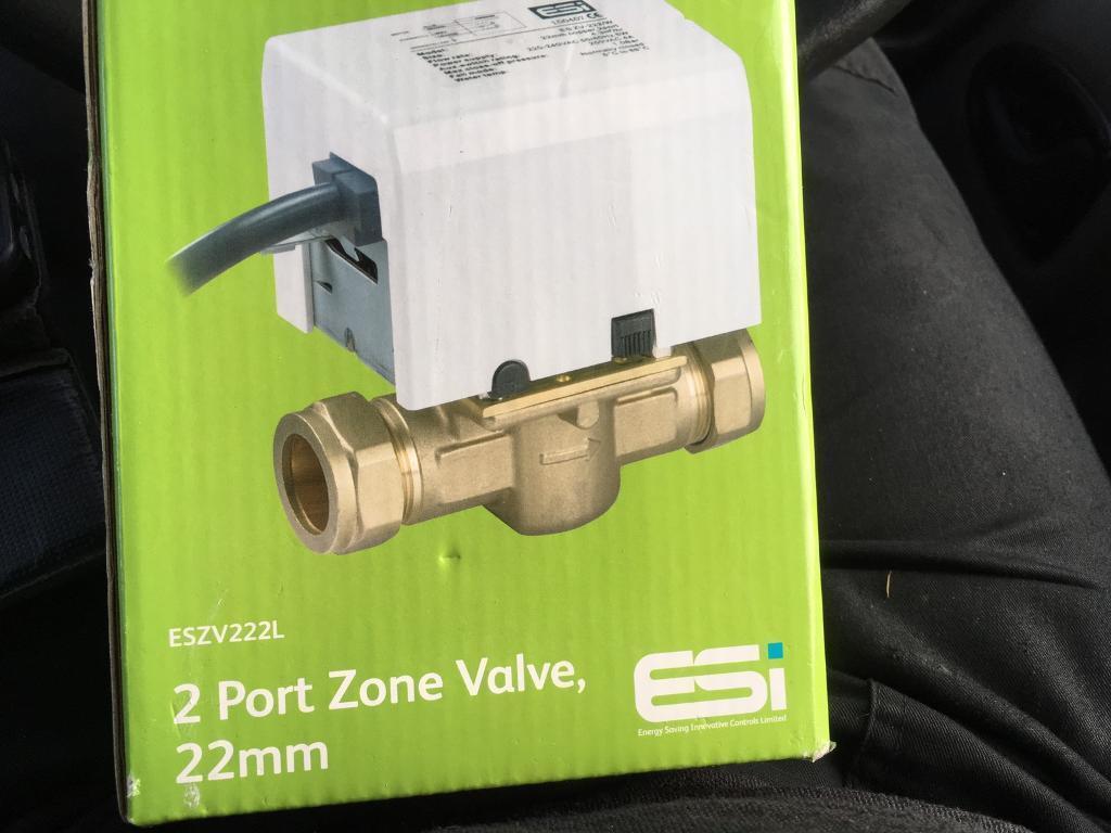2 port zone valve